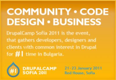 Drupal Camp 2011