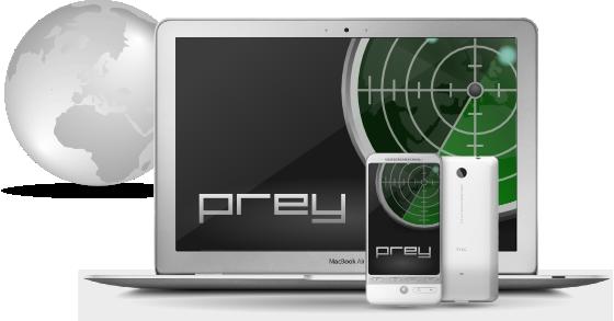 prey anti teft software софтуер срещу кражба