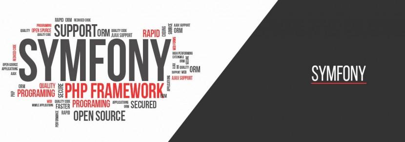 SYMFONY1 rapid development framework