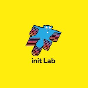 initLab logo hackerspace Sofia Rila 6